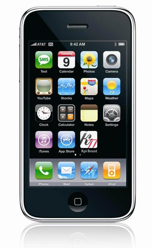 11ecran i phone