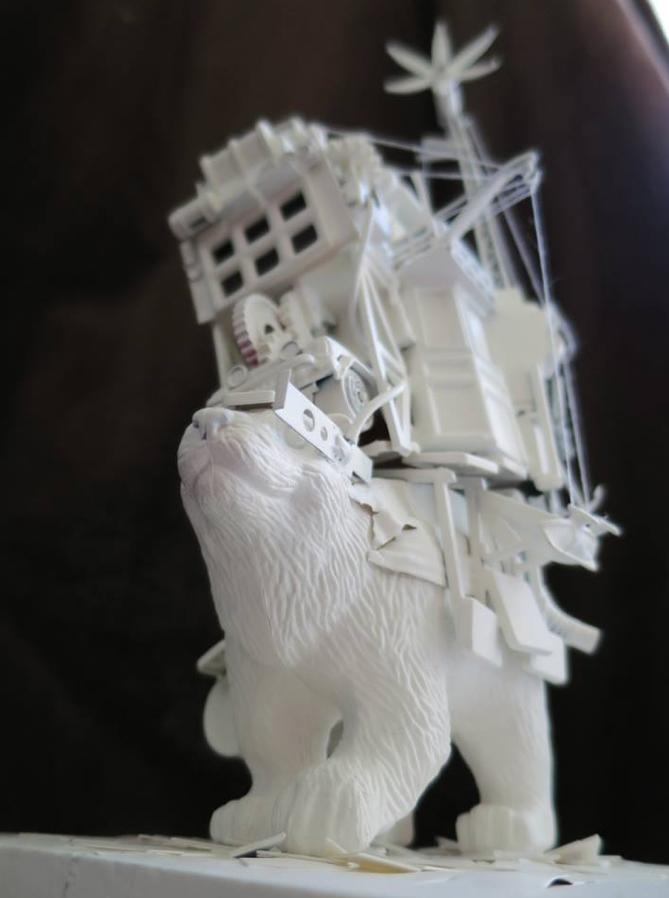 polar caravan lv